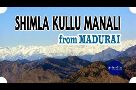 Madurai to Shimla Kullu Manali Couple Tour Package Infographic