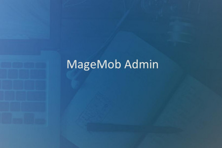 MageMob Admin: Magento Mobile Assistant Extension to Manage Store Infographic
