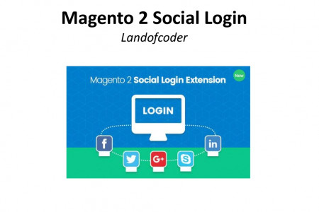 Magento 2 Social Login Extension Infographic