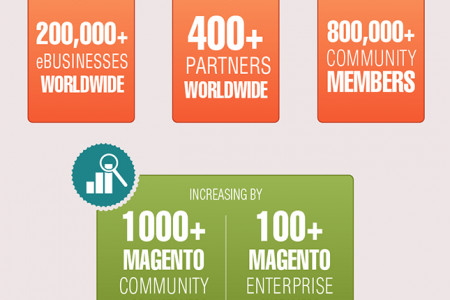 Magento Success Story Infographic