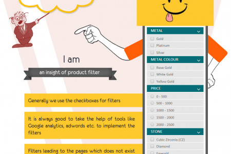 Magic of Products Filters Infographic