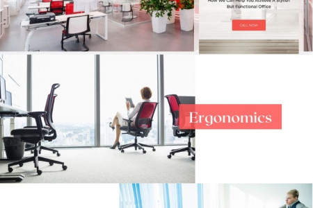 Main Factors to Keep in Mind When Buying Office Chairs Infographic