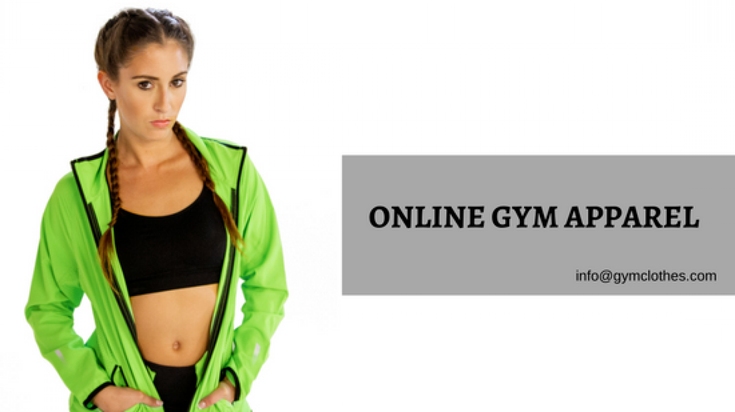 Make a Worthy Purchase Of Online Gym Apparel From Gym Clothes  Infographic