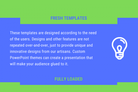 Make engaging presentations using PowerPoint themes Infographic