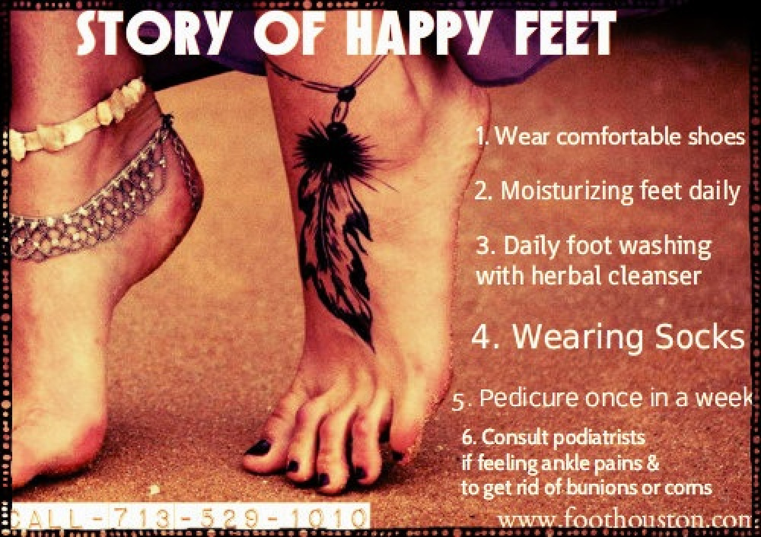 The Trick To Making Your Feet Happy The Trick To Making Your Feet Happy new images