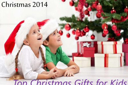 Make your kid feel special with unique Christmas gifts Infographic