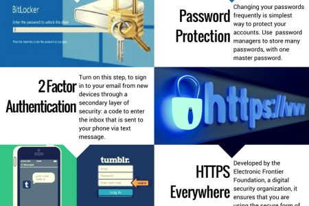 Make your Online Presence Hack-Proof   Infographic
