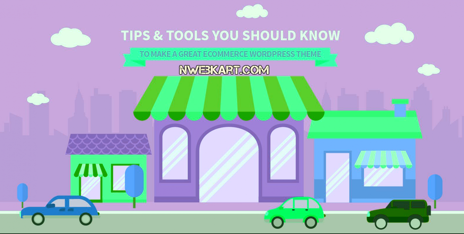Make your online store Infographic