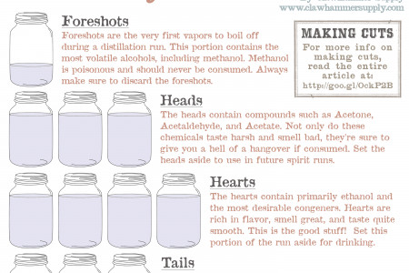 Making Moonshine: A Dummies Guide Infographic