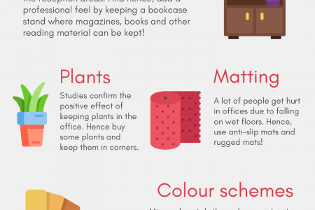 Making Sure Interviewees Don't Get Bored Sitting in Reception Areas Infographic