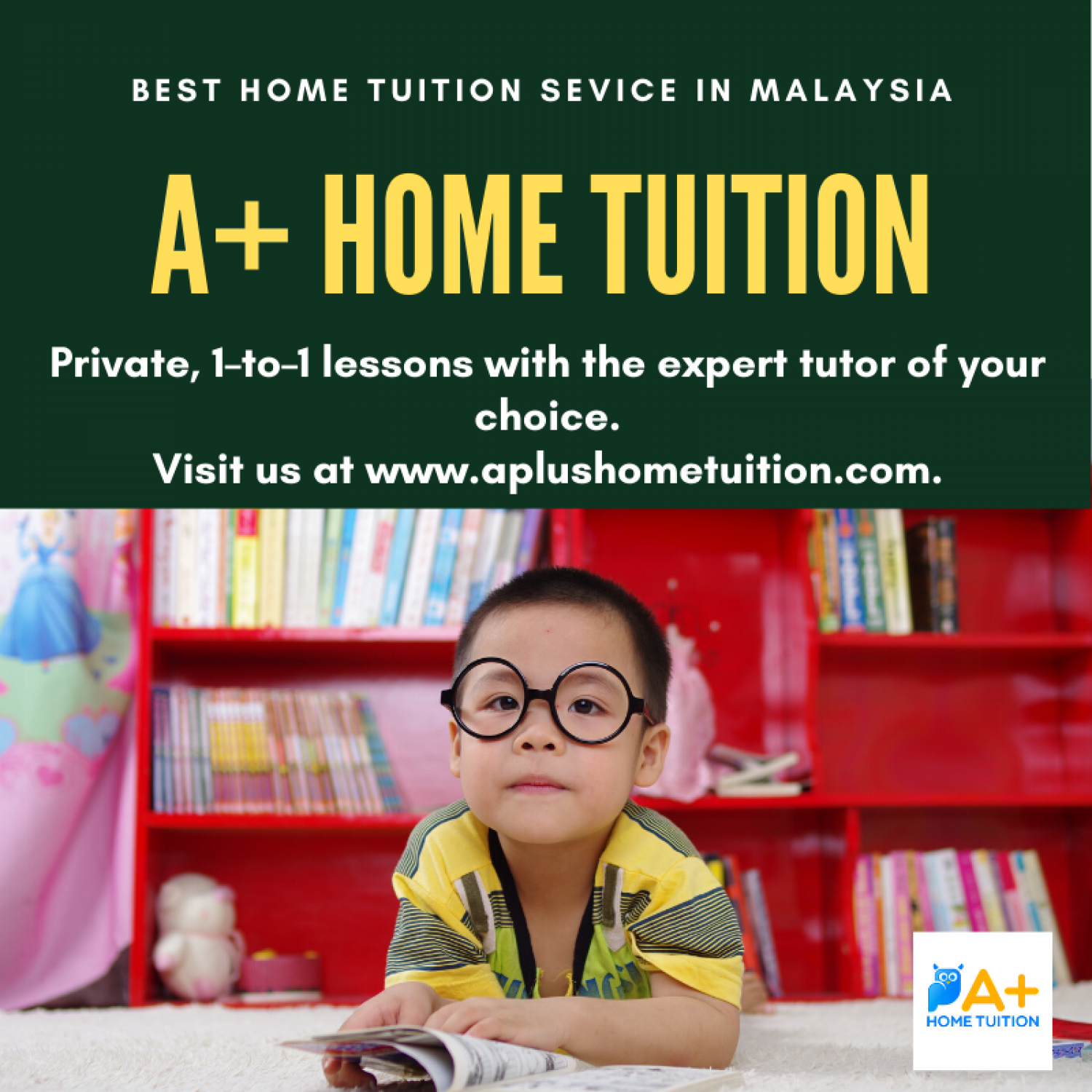 Malaysia Home Tuition Infographic
