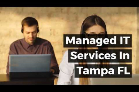 Managed IT Services In Tampa Infographic