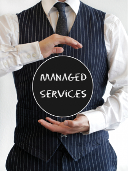 Managed IT Services Minneapolis Infographic