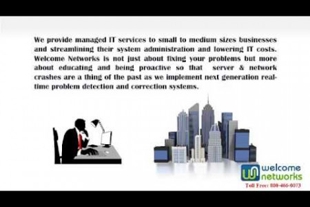 Managed IT Services Vancouver | Managed IT Services in Vancouver  Infographic