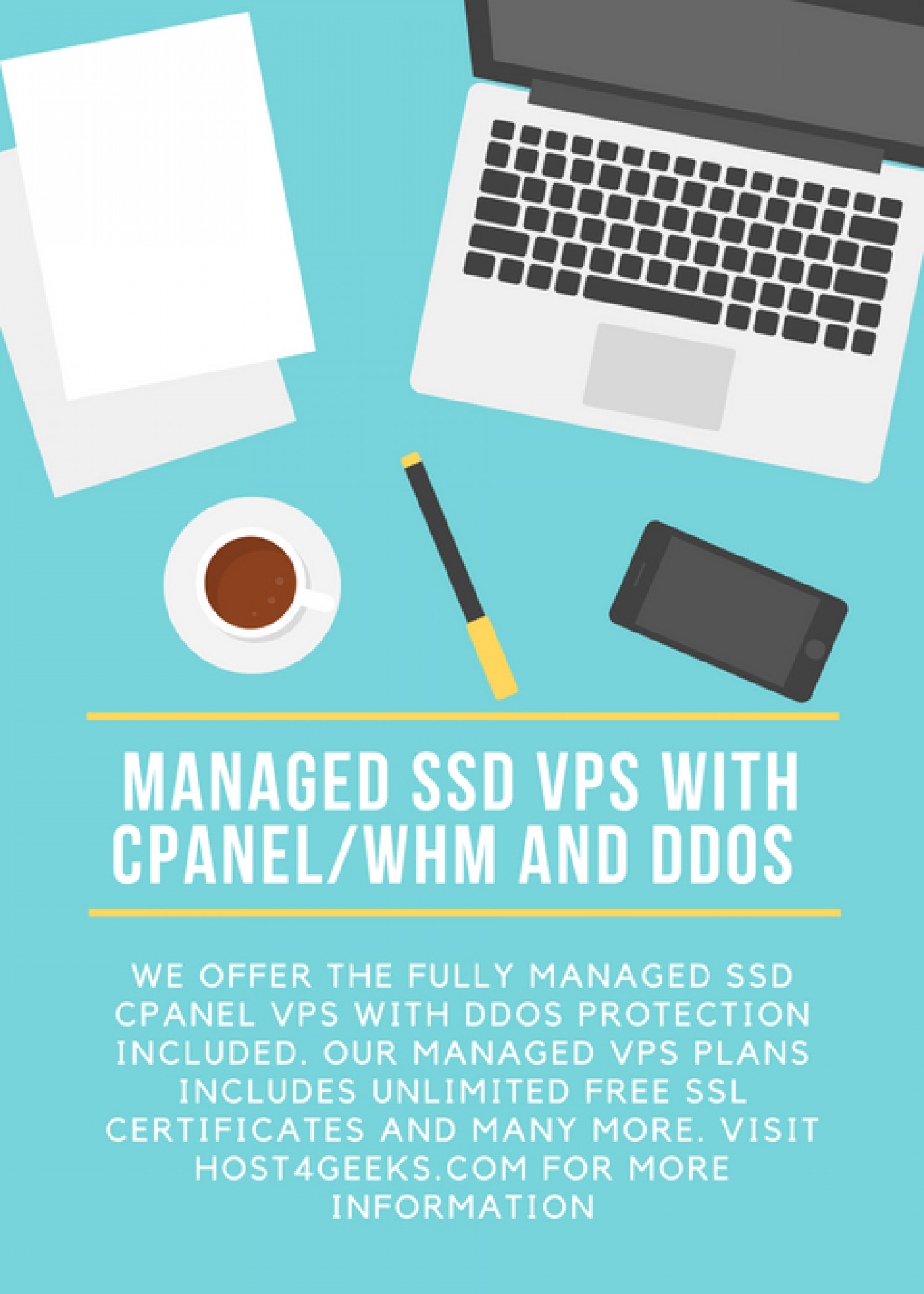 Managed VPS Host Infographic