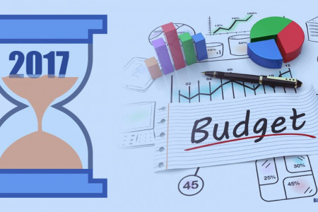 Marketers, Spend Your Remaining 2017 Budgets Before it's Too Late Infographic