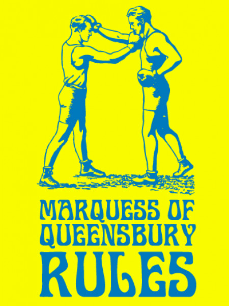 Marquess of Queensbury Design Infographic