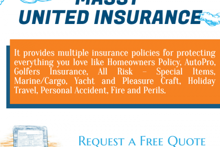 Massy United Insurance company Infographic