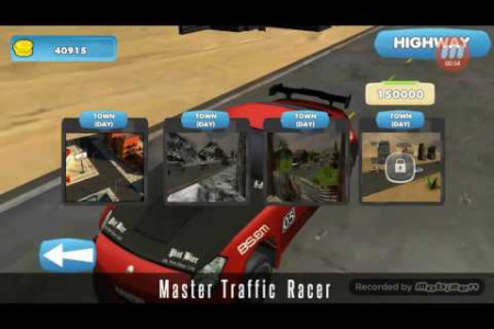 Master Traffic Racer Infographic