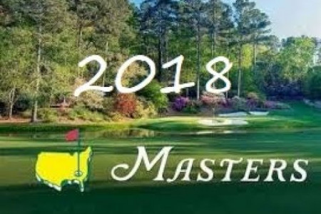 Masters 2018 Tournament Live Stream Infographic