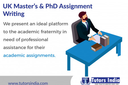 Masters Assignment Writing Services and Help in UK Infographic