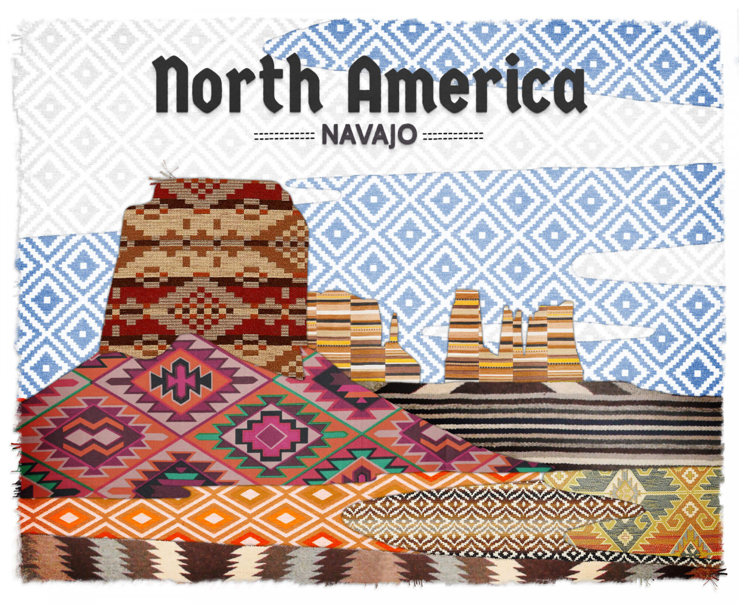 Material World: Navajo Infographic