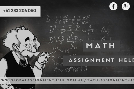Math Assignment Help from Expert Mathematicians Infographic