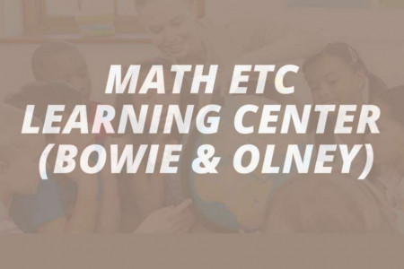 Math ETC Learning Center - Bowie Tutoring Center  Infographic