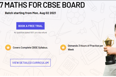 MATHS COURSE FOR CBSE BOARD CLASS 7 - Swiflearn Infographic