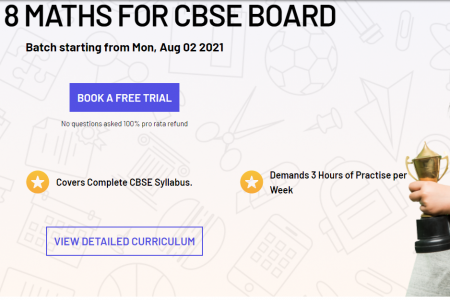 MATHS COURSE FOR CBSE BOARD CLASS 8 - Swiflearn Infographic