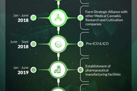 Medical Cannabis Coin | From Past to Future Infographic