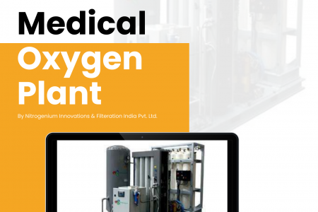 Medical Oxygen Plant by Nitrogenium  Infographic