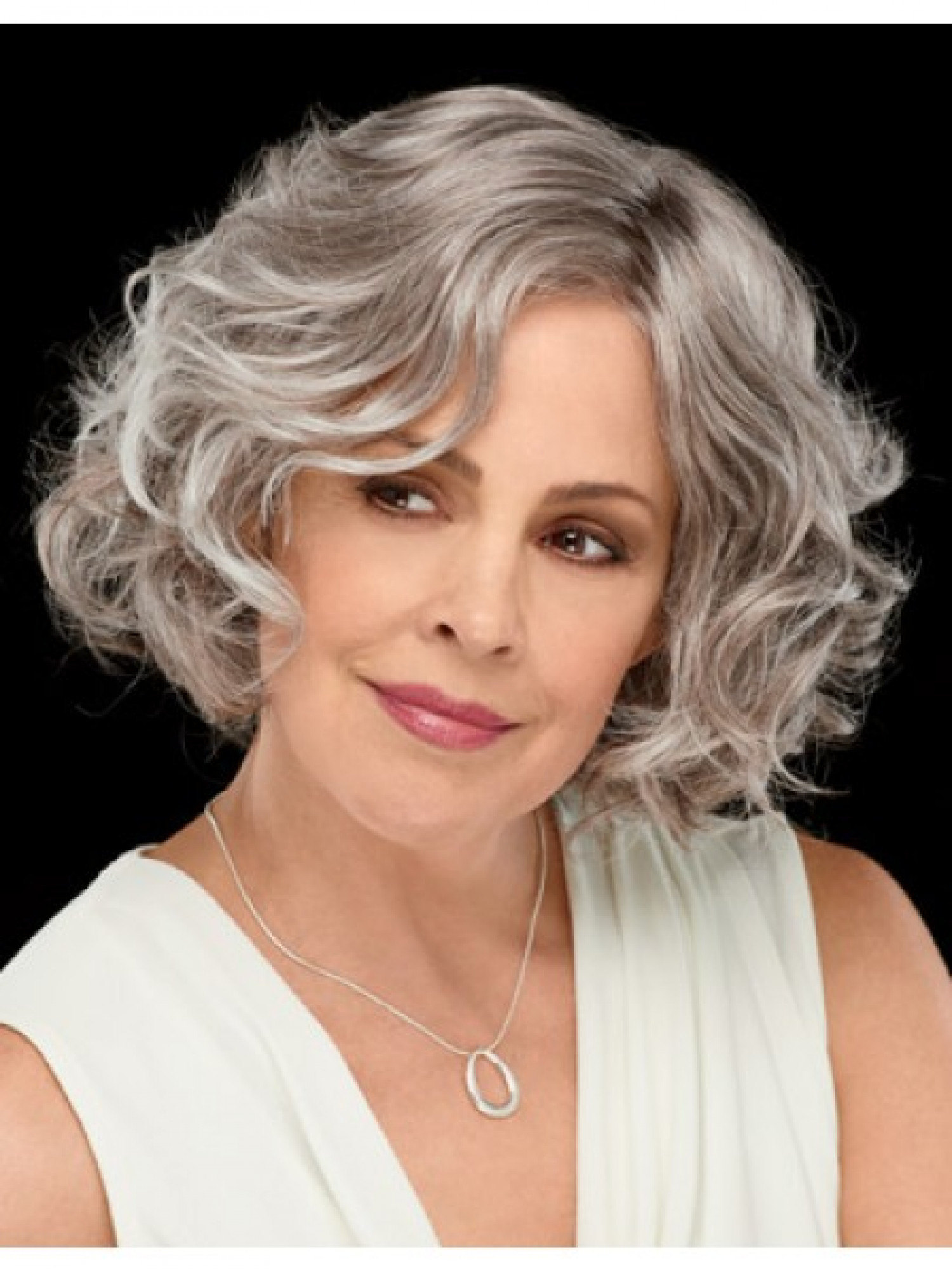 Medium Length Wavy Hairstyles For Women Over 50 Visual Ly