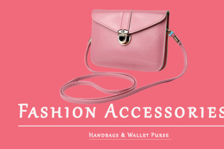 Men's and Women's fashion accessories - online buy bags and wallets products best price in India Infographic