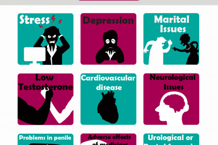 Men's Sexual Health Infographic