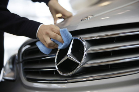 Mercedes Benz Repair at Athens Infographic