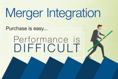 Merger Integration Infographic Infographic