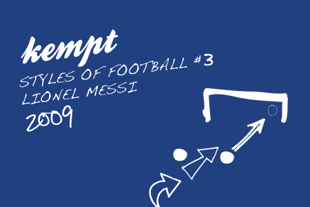 Messi Styles #3 Infographic