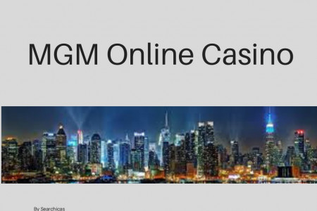 MGM Online Casino Infographic