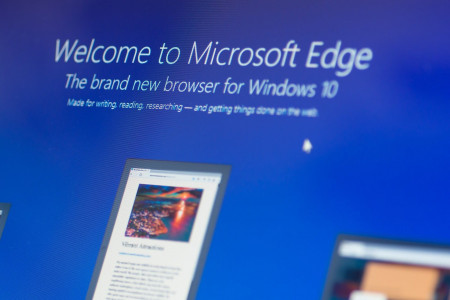 Microsoft's Chromium Browser Hopes to Give Edge an Edge Infographic