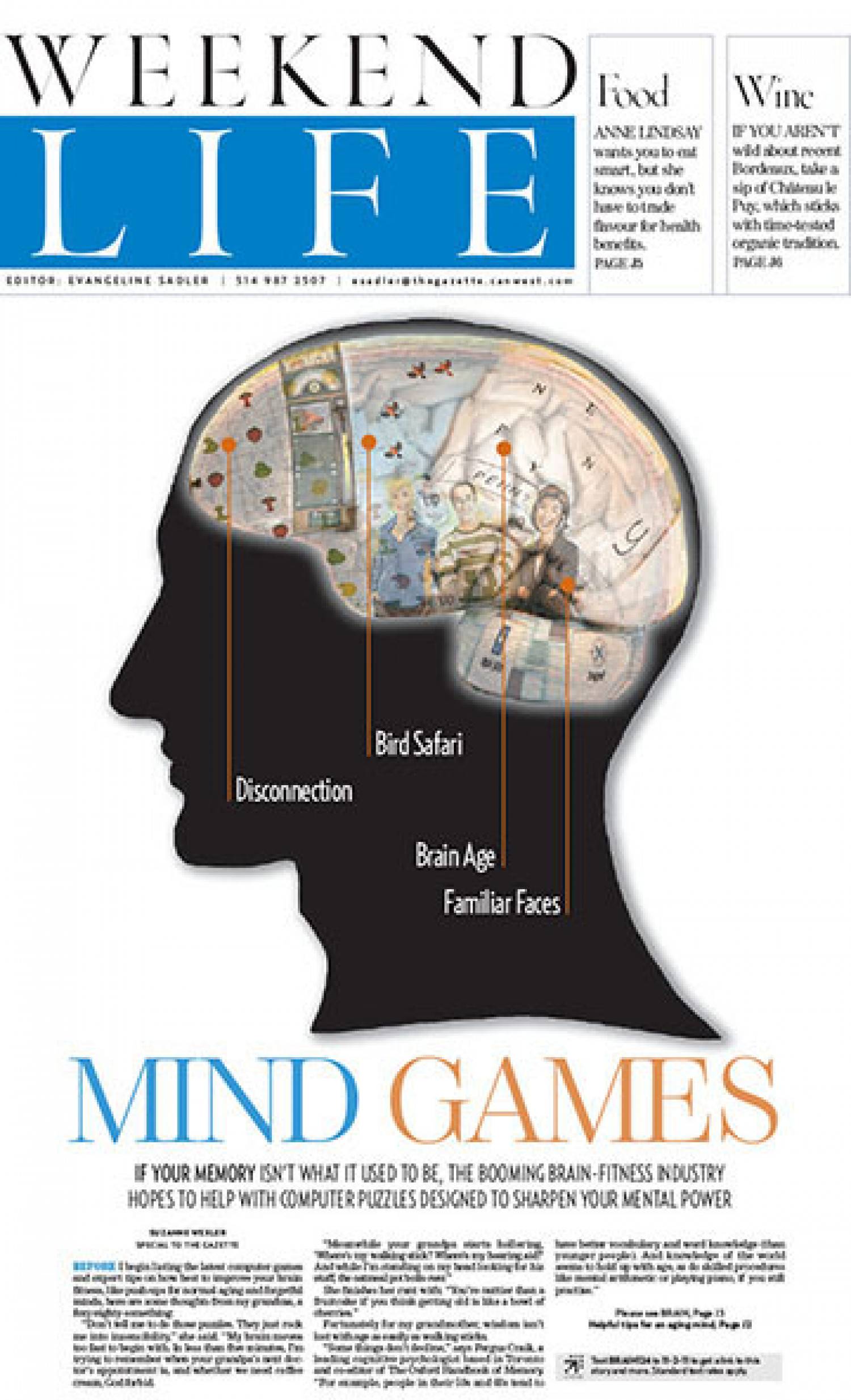Mind Games Infographic