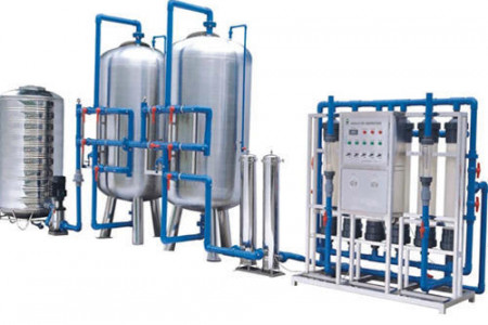 Mineral Water Treatment Plant Manufacturer in Mumbai Infographic