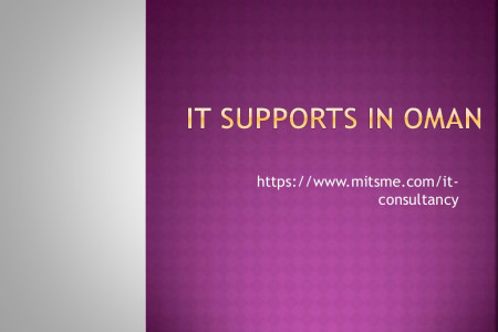 MITS providing Best IT support in Oman Infographic