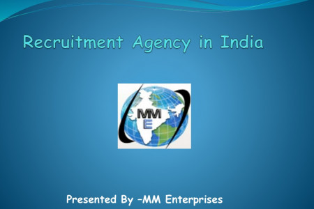 MM Enterprises Recruitment Agencies in India Infographic