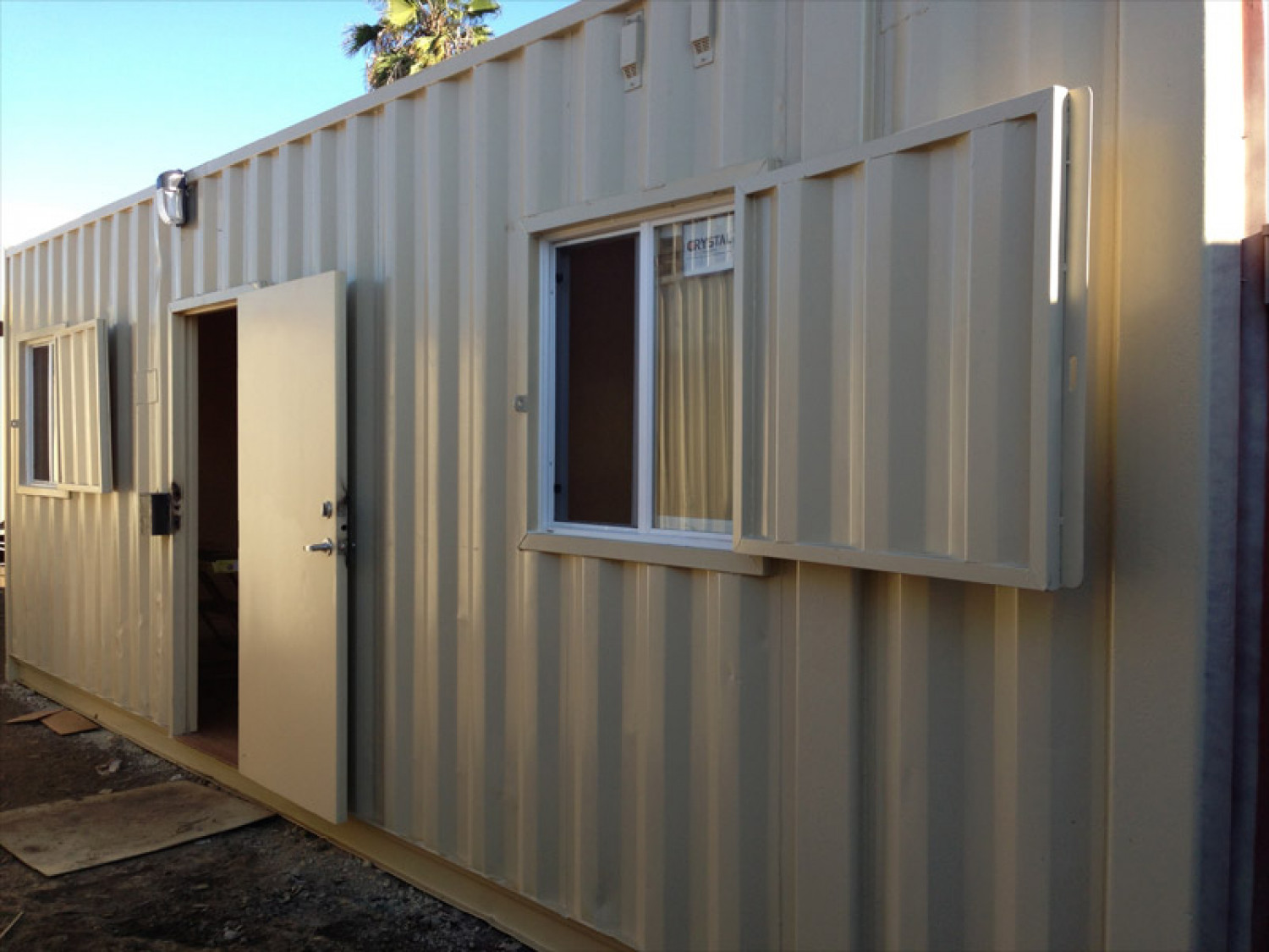 Mobil Container Solutions : Custom Shipping Containers For ...