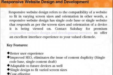Mobile & Web Application Development Company India Infographic