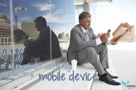Mobile Fact #3 Infographic