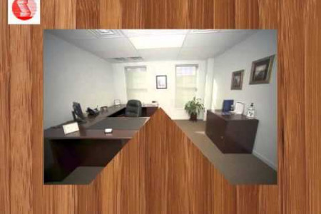 Modern Office Cabin Interior Designs Infographic
