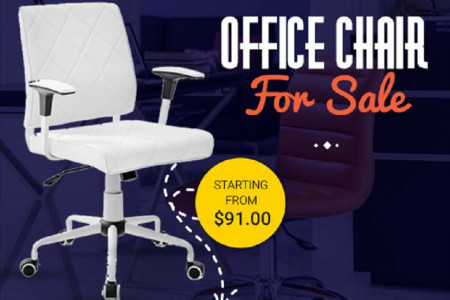 Modern Technology Office Chair For Sale  Infographic
