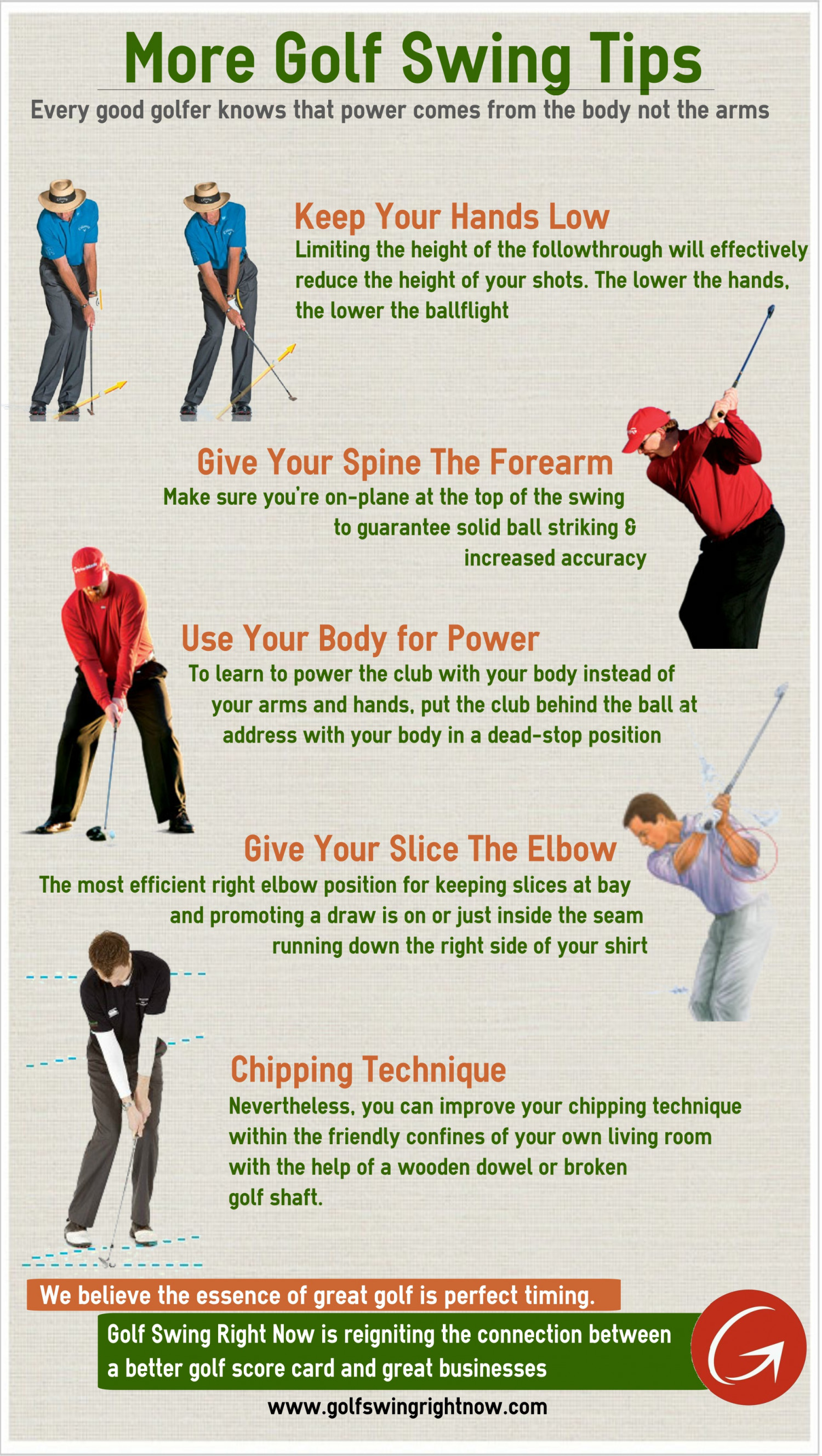 My Favorite Tips & Drills - Golf Tips ...